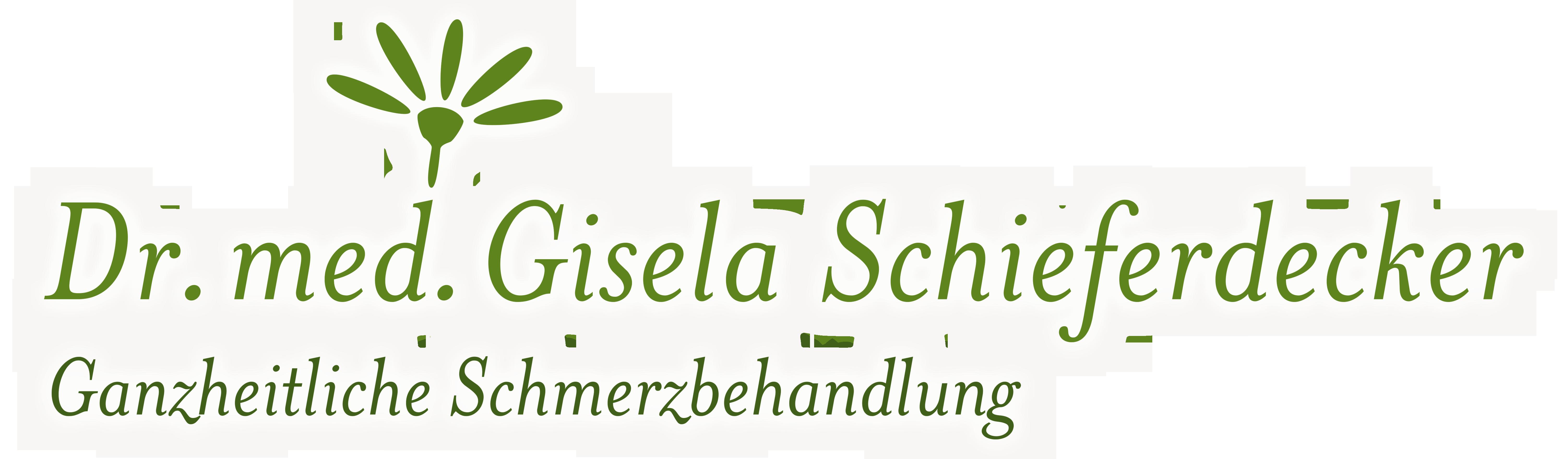 Dr. med. Gisela Schieferdecker